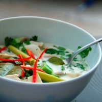 Tom Kha Kai (original recipe)