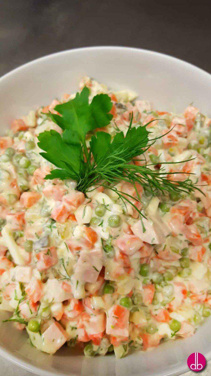 russischer Salat \