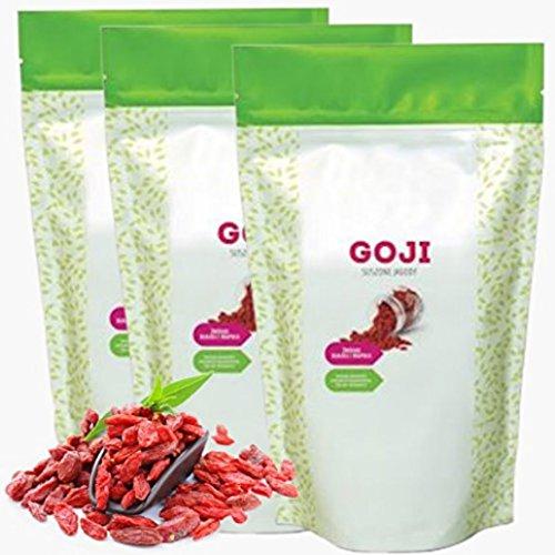 1Kg-3Kg-getrocknete-Goji-Beeren-Vegan-OHNE-ZUSTZE–Premium-Qualitt-Sonnengetrocknet–Superfood-reich-an-Vitaminen-Mineralien-und-Aminosuren-im-wiederverschliebaren-Frischebeutel-0
