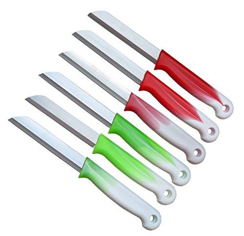 6er-Messer-Set-Solingen-Gemsemesser-scharf-gezahnt-Welle-Kchenmesser-Schlmesser-Obstmesser-Allzweckmesser-aus-Bandstahl-Germany-rostfrei-gezackt-18-cm-Gesamtlnge-85-cm-Klinge-0