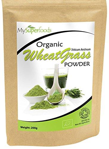 Bio-Weizengras-Pulver-200g-Hchste-Qualitt-Garantiert-organisch-durch-die-Soil-Association-Von-MySuperfoods-0