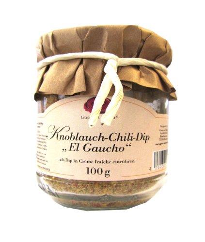 Gourmet-Berner-Knoblauch-Chili-Dip-El-Gaucho-im-100g-Glas-0