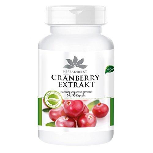 Herbadirekt-Cranberry-Extrakt-25-fach-konzentriert-90-Kapseln-0