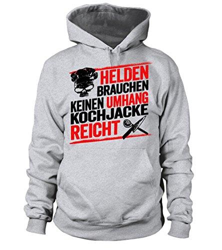 Kochjacke-Reicht-Weiss-Kapuzenpullover-Unisex-von-Teezily-0