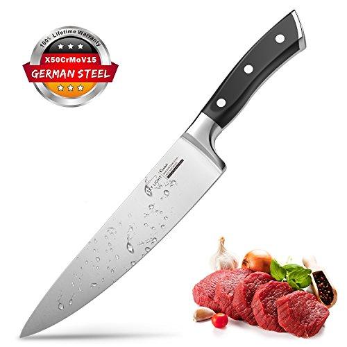 Kochmesser-Kchenmesser-Chefmesser-20-cm-Allzweckmesser-Sehr-Scharfe-Klinge-Rostfreier-Stahl-Kche-Messer-zum-SchneidenNiedrigster-Preis-fr-Jubilum-0