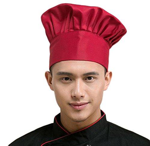 Leisial-Unisex-Kochmtze-Erwachsene-Kochmtze-Kochmtze-Baumwolle-Kochmtze-Erwachsene-mit-Einziehbares-Seil-0
