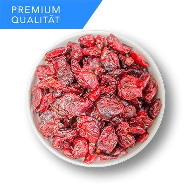Sonnengetrocknete-Cranberry–Preiselbeeren–Ungezuckert–Ungeschwefelt-ohne-Zusatzstoffe-mit-Ananasdicksaft-veredelt-und-fr-Diabetiker-geeignet-PREMIUM-QUALITT-by-1001Frucht-0