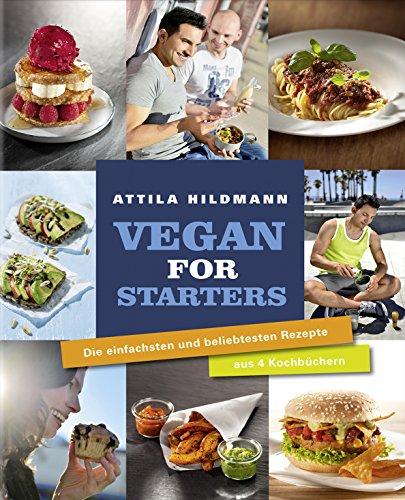Vegan-for-Starters-Die-einfachsten-und-beliebtesten-Rezepte-aus-vier-Kochbchern-Vegane-Kochbcher-von-Attila-Hildmann-0
