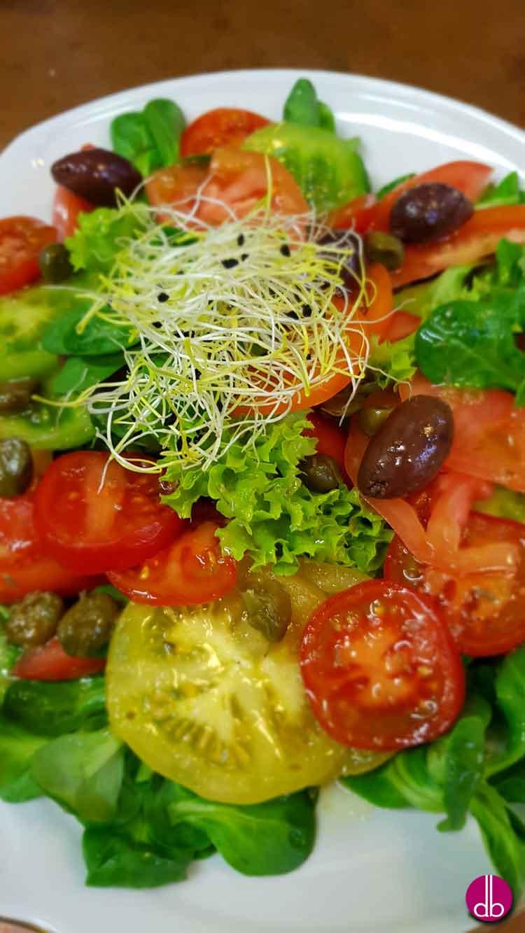 Panzanella - Tomatensalat - bella italia