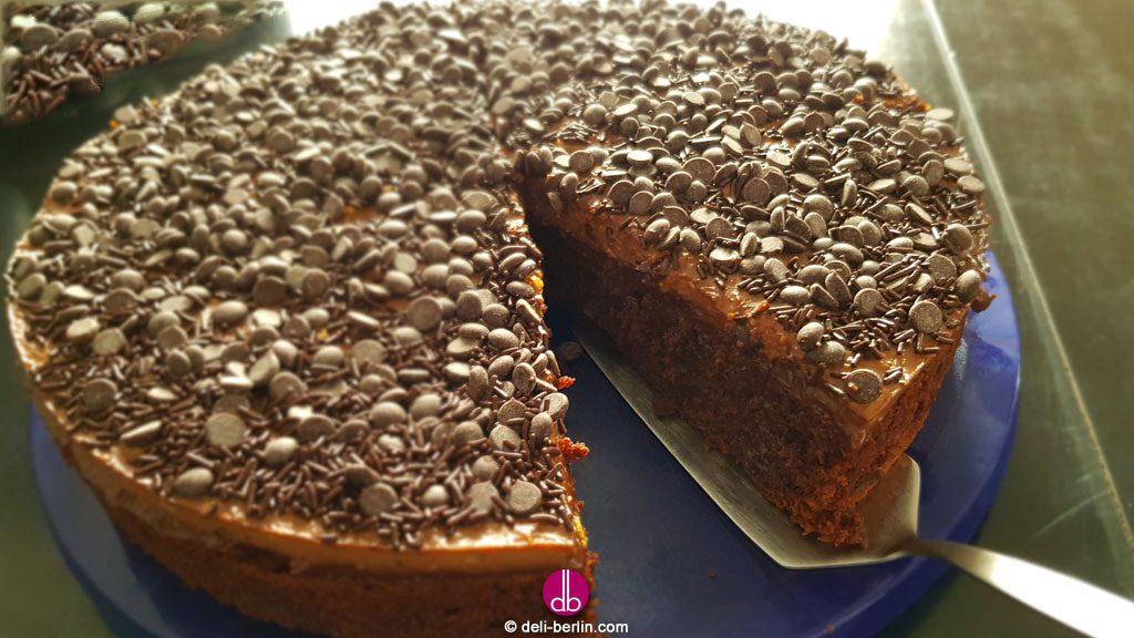 Rezept Fur Baileys Schokoladen Kuchen Deli Berlin Com Gesund