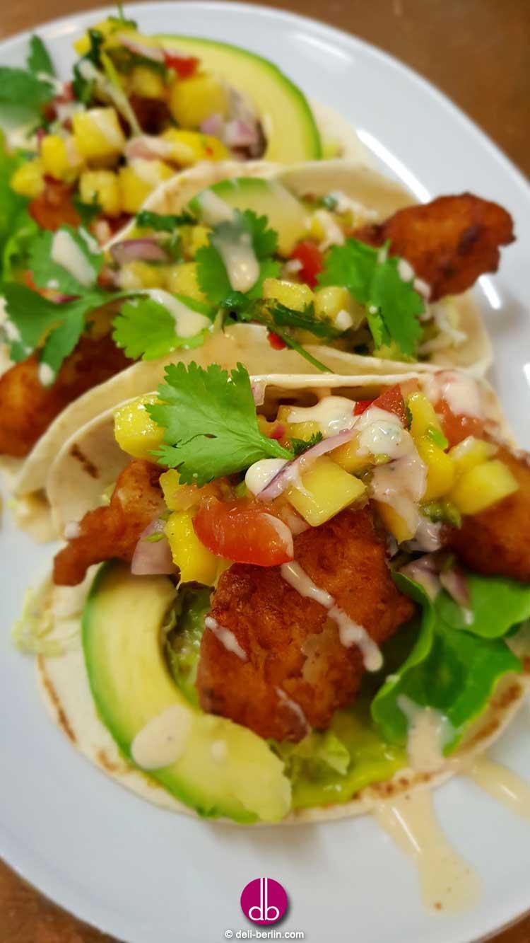 Baja California Fisch-Tacos