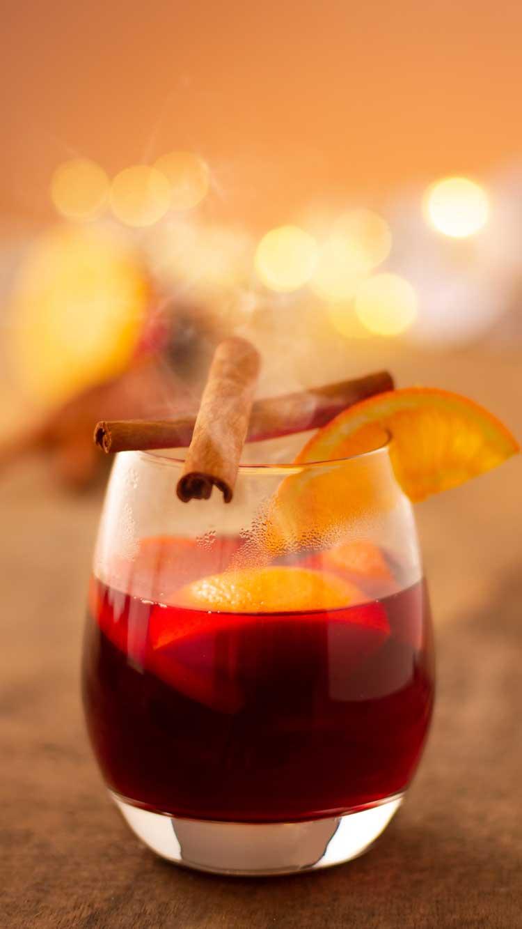 alkoholfreier Holunder-Punsch Rezept