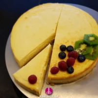 Originalrezept für New York Cheesecake