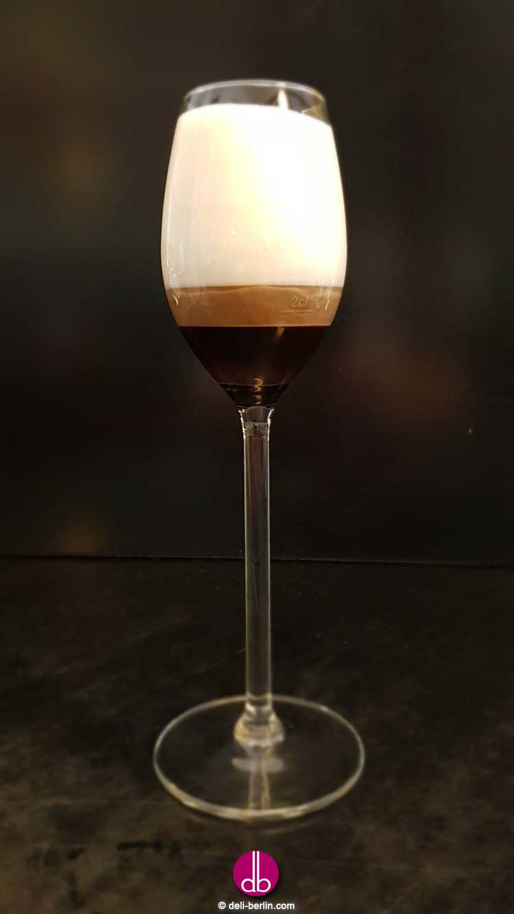 """Amore mio"" Espresso-Rezept"