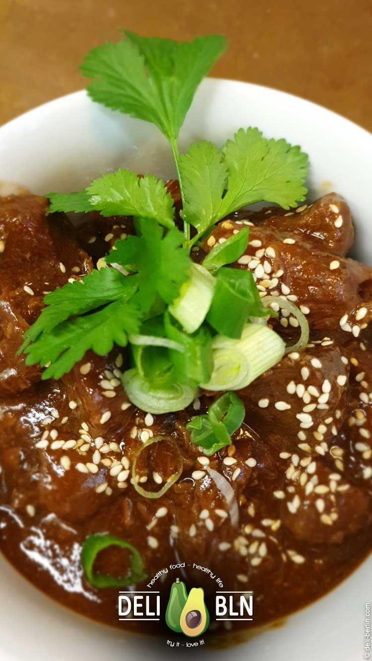 Koreanisches Rindfleisch - schnell einfach lecker