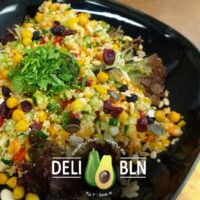 Superfood-Quinoa-Salat - vegan
