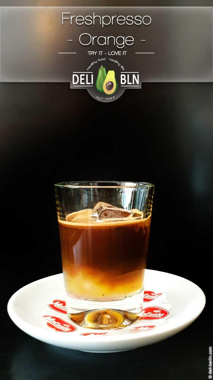 Rezept: Freshpresso - Orange a la Mokambo