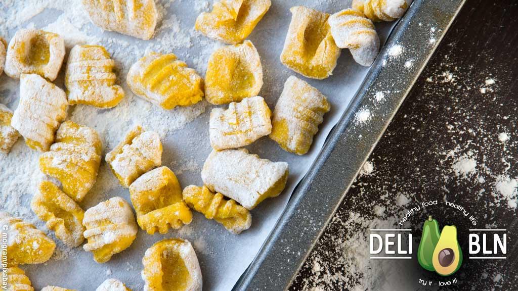 Rezept: schnell gemachte Ricotta-Gnocchi