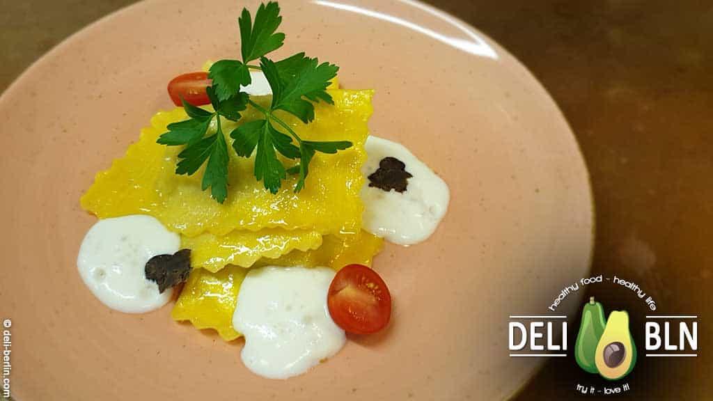 Rezepte: Parmesan Espuma - Parmesan Schaum - einfach selber machen