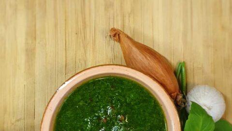 Chimichurri Rezept – schnell und lecker selber machen