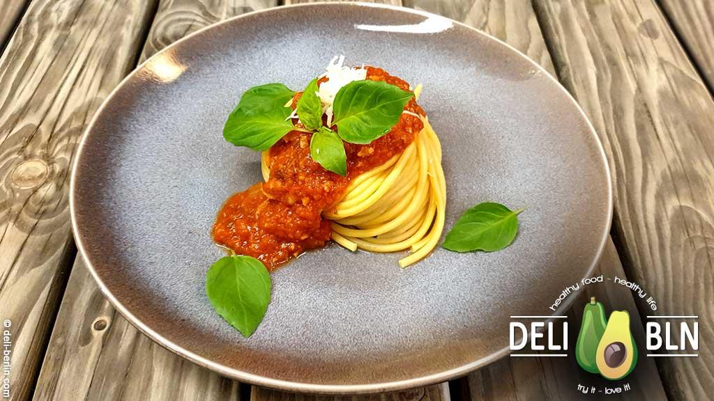 Spaghetti all'Amatriciana Rezept