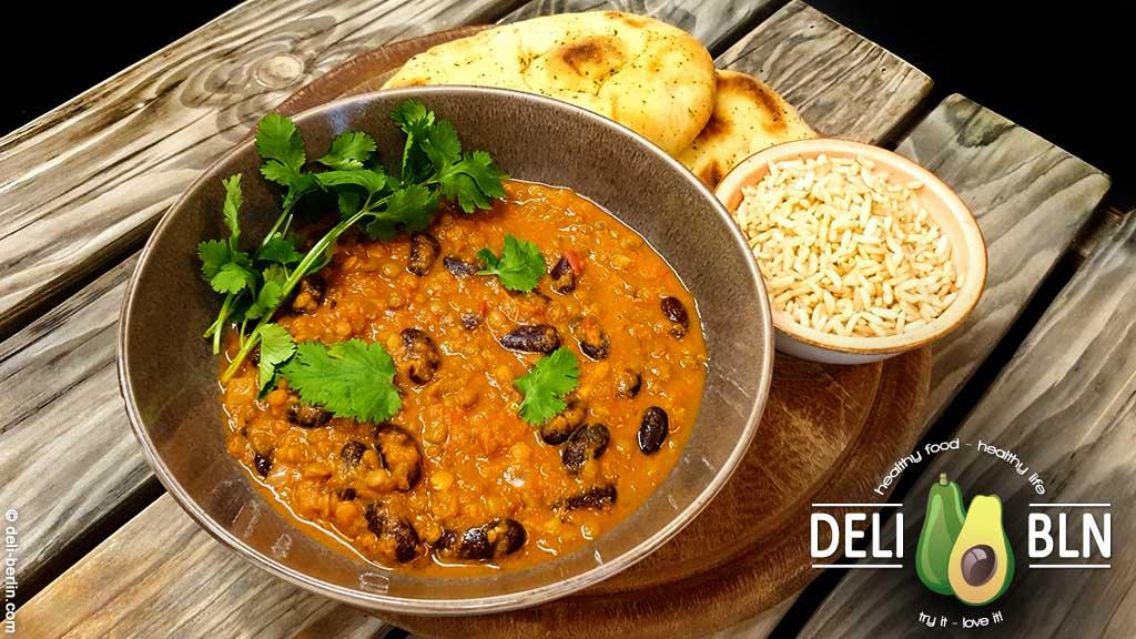 Schneller Dal Makhani zu Hause genießen
